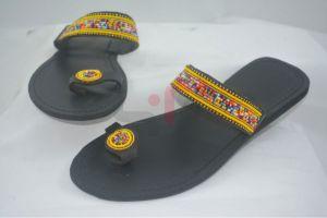 Beaded_Yellow_themed_Maasai_Sandals