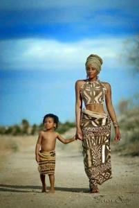 like mother like son