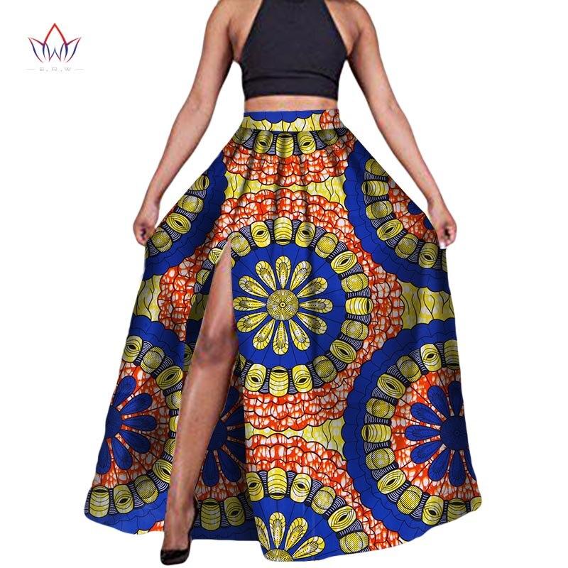 2019-Mode-Africaine-Tissu-Imprimer-Jupes-pour-Femmes-Dashiki-grande-taille-Style-Africain-longueur-de-v